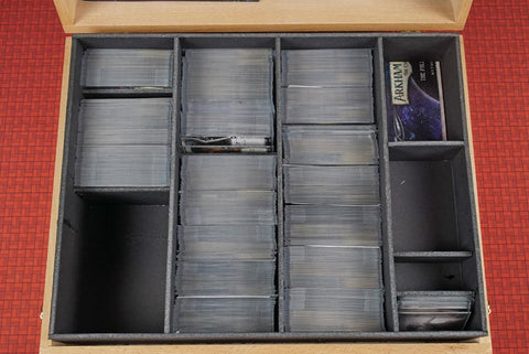 Arkham Horror™ the Card Game Storage System Foamcore insert (pre-assembled)