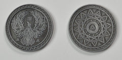 Magic Silver Coin (set of 10) - Top Shelf Gamer