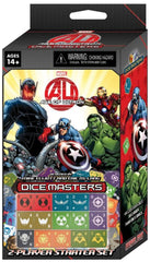 Marvel Dice Masters: Avengers Age of Ultron Starter Set [clearance] - Top Shelf Gamer