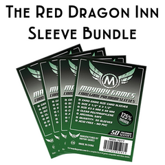 Card Sleeve Bundle: The Red Dragon Inn