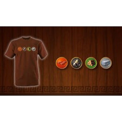 7 Wonders T-Shirt - Top Shelf Gamer
