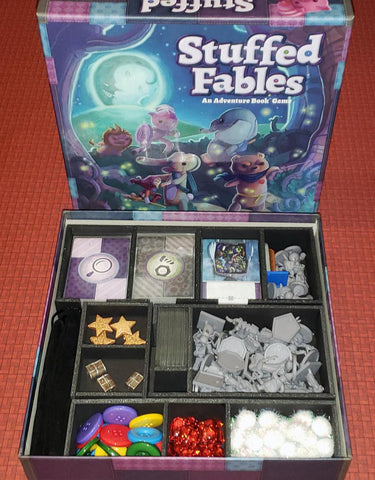 Stuffed Fables Version 2 Foamcore Insert (pre-assembled)