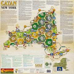 Catan Geographies - New York [clearance] - Top Shelf Gamer