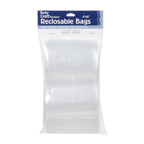 "4"" x 6"" Reclosable Bag (set of 100)"