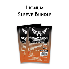 Card Sleeve Bundle: Lignum™