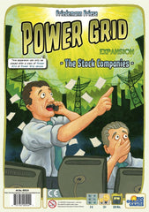 Power Grid: the Stock Companies [clearance] - Top Shelf Gamer