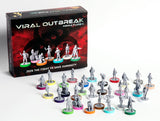Viral Outbreak Miniatures (set of 30)