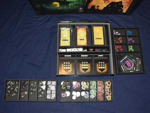 Betrayal at the House™ on the Hill Foamcore Insert (pre-assembled)