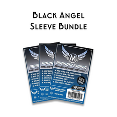 Card Sleeve Bundle: Black Angel™