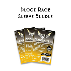 Card Sleeve Bundle: Blood Rage™