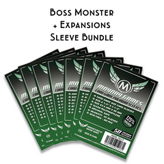 Card Sleeve Bundle: Boss Monster™ + Expansions