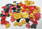 Tokens compatible with Boss Monster (set of 112)
