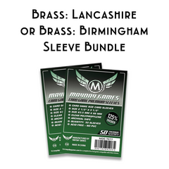 Card Sleeve Bundle: Brass™ Lancashire™ or Birmingham™