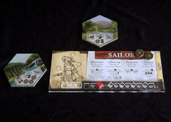 Robinson Crusoe: Sailor Health Tracker - Top Shelf Gamer