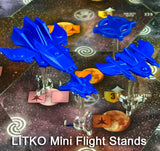 Mini Flight Stands (set of 10)