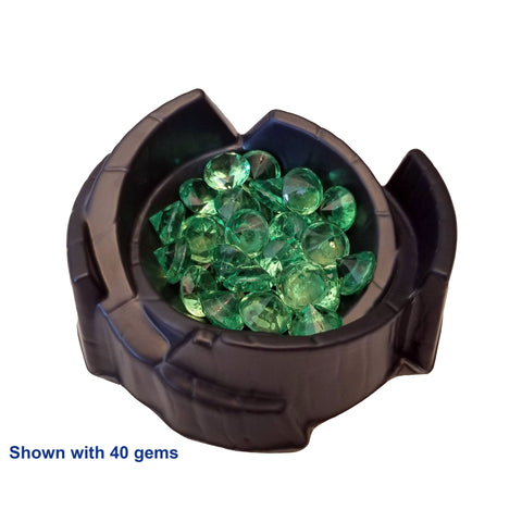 Cauldron and Gems Compatible with Villainous™ (set of 41)