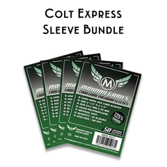 Card Sleeve Bundle: Colt Express™