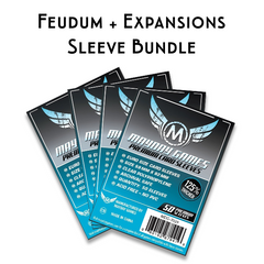 Card Sleeve Bundle: Feudum™ + Expansions