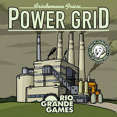 Power Grid: The New Power Plant Cards [clearance] - Top Shelf Gamer