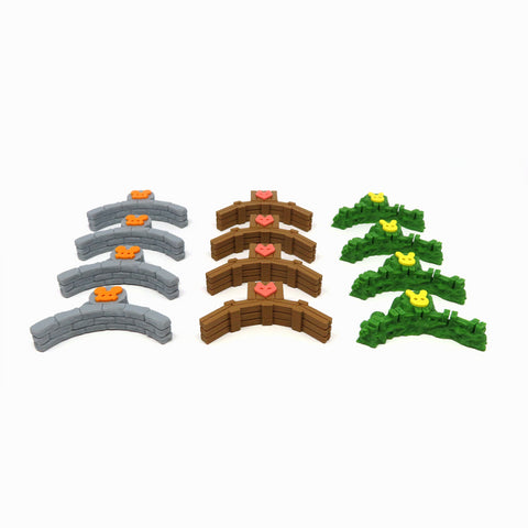 Clearing Markers compatible with Root™ (set of 12)