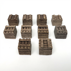 Crate Tokens (set of 10)