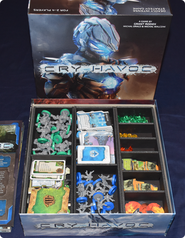 Cry Havoc™ Foamcore Insert (pre-assembled)