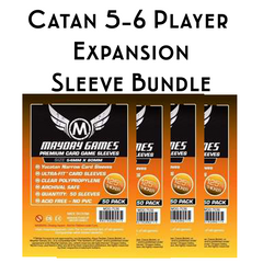 Card Sleeve Bundle: Catan™ with 5-6 Player Extension