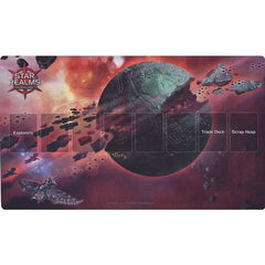 Star Realms: Death World Playmat - Top Shelf Gamer