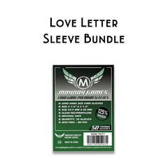Card Sleeve Bundle: Love Letter
