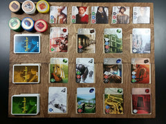 Splendor Game Board - Top Shelf Gamer - 1