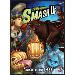 Smash Up: Awesome Level 9000 [clearance] - Top Shelf Gamer