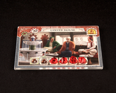 Istanbul Coffee House Overlay - Top Shelf Gamer