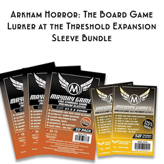 Card Sleeve Bundle: Arkham Horror™: The Board Game, The Lurker at the Threshold Expansion