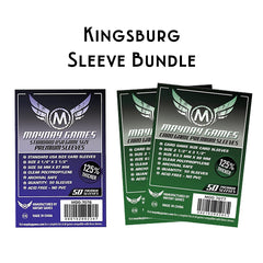 Card Sleeve Bundle: Kingsburg™