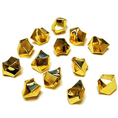 Gold Acrylic Rocks (set of 40) - Top Shelf Gamer