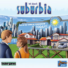 Suburbia - Top Shelf Gamer
