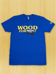 Wood for Sheep T-Shirt - Top Shelf Gamer