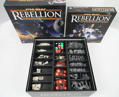 Star Wars: Rebellion™ Version 2 Foamcore Insert (pre-assembled)