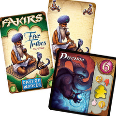 Five Tribes: Fakirs & Dhenim - Top Shelf Gamer