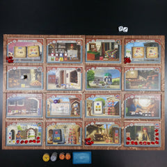 Istanbul Game Board - Top Shelf Gamer - 1