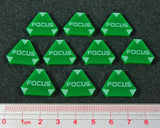 Focus Tokens (set of 10)