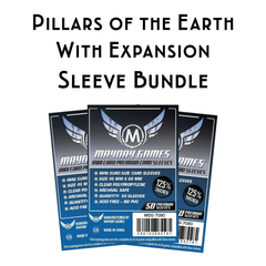 Card Sleeve Bundle: Pillars of the Earth™, plus Expansion