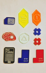 Android: Netrunner plastic token set - Top Shelf Gamer