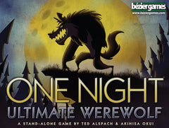 One Night Ultimate Werewolf [clearance] - Top Shelf Gamer