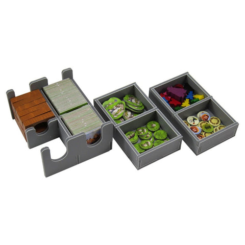Evacore Insert compatible with Carcassonne™ and Expansions