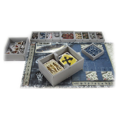 Evacore Insert compatible with Dead of Winter™ and The Long Night™