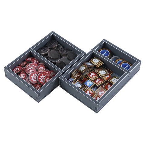 Evacore Insert compatible with Gloomhaven: Jaws of the Lion™