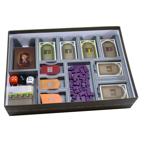 Evacore Insert compatible with Lorenzo il Magnifico™ plus Expansions