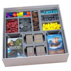 Evacore insert compatible with Raiders of the North Sea™ and Expansions