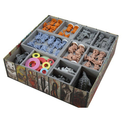 Evacore Insert compatible with Rising Sun: Daimyo Box™ and Expansions